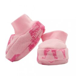 Téli baba cipő Baby Service Elefánt rózsaszín