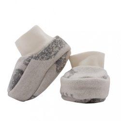 Téli baba cipő Baby Service Elefánt szürke