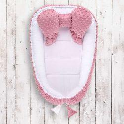 Babafészek kisbabák számára Minky Belisima Unicorn