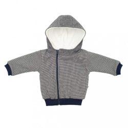 Baba téli kabátka kapucnival Baby Service Retro