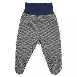 Téli baba lábfejes nadrág Baby Service Retro