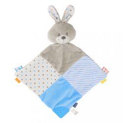 Szundikendő Nyúl Baby Mix kék