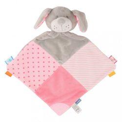 Szundikendő Kutya Baby Mix rózsaszín