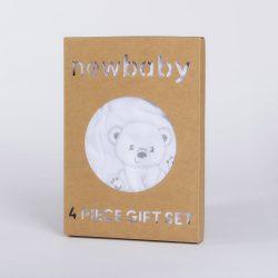 Baba együttes New Baby Sweet Bear fehér