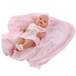 Luxus spanyol baba-kisbaba Berbesa Ema 39cm