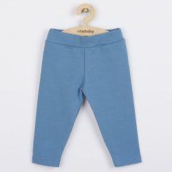 Baba pamut leggings New Baby Leggings kék