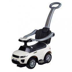 Gyerek jármű 3 az 1-ben Bayo Sport Car white