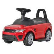 Elektromos jármű 2az1-ben BAYO Range Rover Sport SVR red
