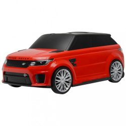 Autó és koffer 2in1 BAYO Range Rover SVR red