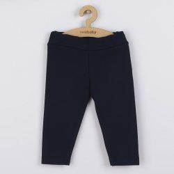 Baba pamut leggings New Baby Leggings sötét kék