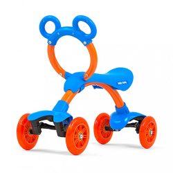Gyerek futóbicikli  Milly Mally Orion Flash blue-orange