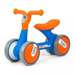 Gyerek futóbicikli  Milly Mally Tobi orange-blue