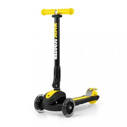 Gyerek roller Milly Mally Magic Scooter yellow