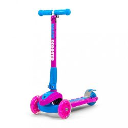 Gyerek roller Milly Mally Magic Scooter pink-blue