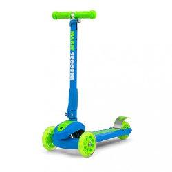 Gyerek roller Milly Mally Magic Scooter blue-green