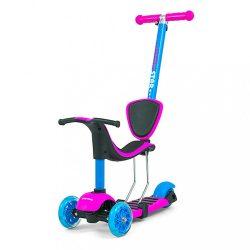 Gyerek roller  Milly Mally Little Star pink-blue