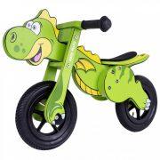 Gyerek futóbicikli Milly Mally Dino Mini green