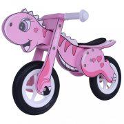Gyerek futóbicikli Milly Mally Dino Mini pink