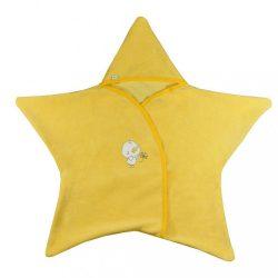 Gyermek kifogó Koala Nice Star sárga
