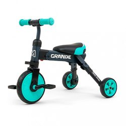 Gyerek háromkerekű bicikli Milly Mally Grande mint