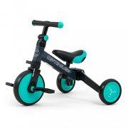 Gyerek háromkerekű bicikli 3az1-ben Milly Mally Optimus mint