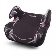 Autós gyerekülés - ülésmagasító Nania Topo Comfort Prisme grey 2020