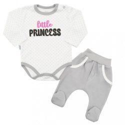 2-részes baba együttes New Baby Little Princess