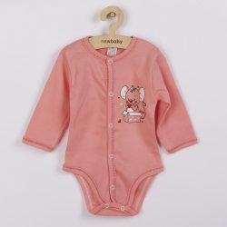 Baba patentos body New Baby Mouse lazac szín