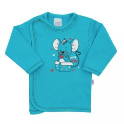 Baba ingecske New Baby Mouse türkiz