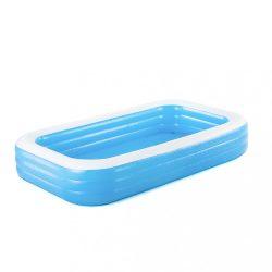 Család felfújhatós medence Bestway 305x183x56 cm kék