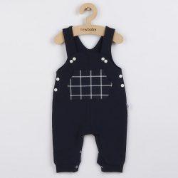 Baba kantáros nadrág New Baby Cool kék