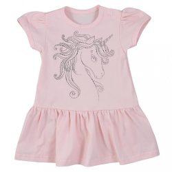Baba nyári ruha Koala Unicorn Summer rózsaszín