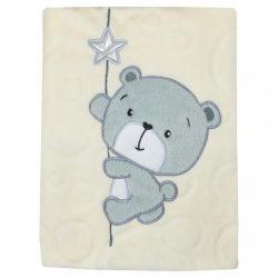Gyerek pléd Koala Cute Darling bézs