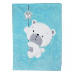 Gyerek pléd Koala Cute Darling kék