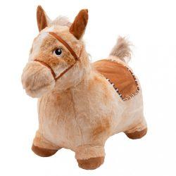 Plüss felfújható ugráló ló hangokkal PlayTo