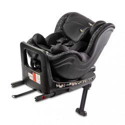Autós gyerekülés CARETERO Twisty Isofix i-Size black 2020