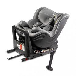 Autós gyerekülés CARETERO Twisty Isofix i-Size grey 2020