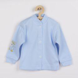 Baba kabátka New Baby Teddy pilot kék