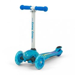 Gyerek roller Milly Mally Scooter Zapp kék