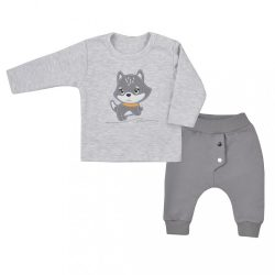 Baba hosszú ujjú póló és szabadidő nadrág Koala Doggy