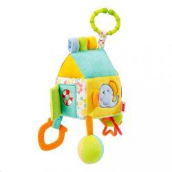 Gyermek plüss játék NUK Házikó