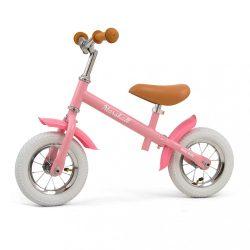 Gyerek futóbicikli Milly Mally Marshall Air Pink