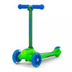 Gyerek roller Milly Mally Scooter Zapp green