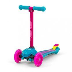 Gyerek roller Milly Mally Scooter Zapp pink