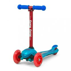 Gyerek roller Milly Mally Scooter Zapp blue coral