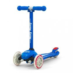 Gyerek roller Milly Mally Scooter Zapp deep blue