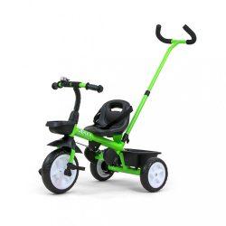 Gyerek háromkerekű bicikli Milly Mally Axel green