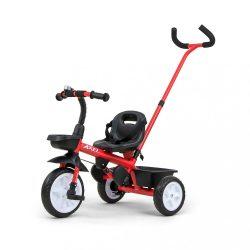 Gyerek háromkerekű bicikli Milly Mally Axel red