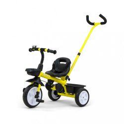 Gyerek háromkerekű bicikli Milly Mally Axel yellow