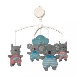 Körhinta a kiságy fölé Baby Mix Kenguru és koala